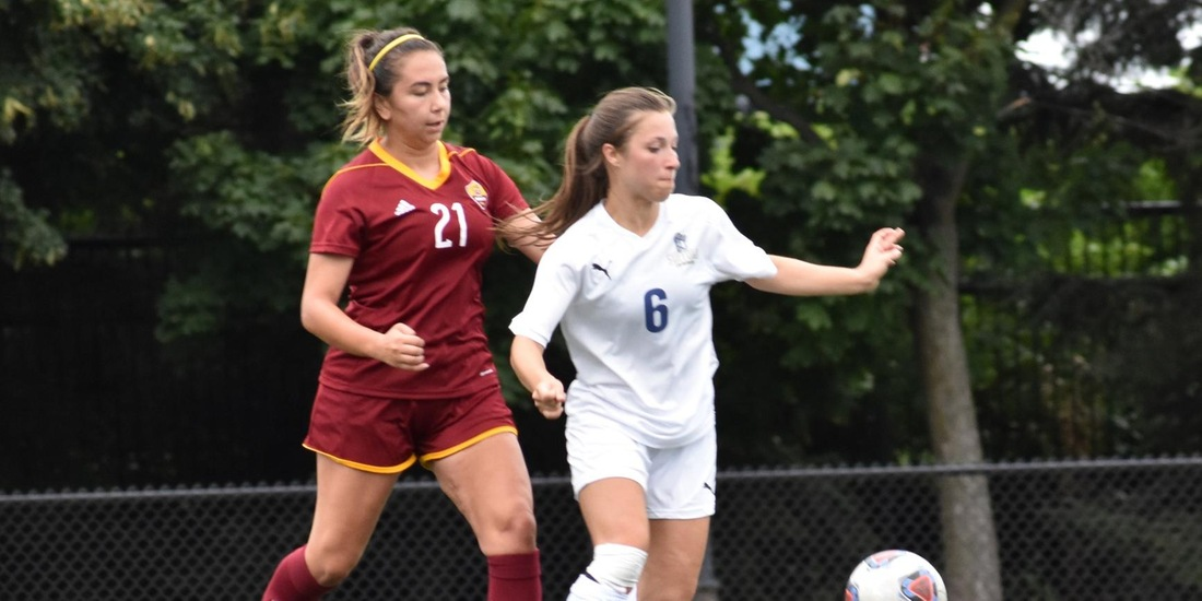 Women's Soccer Concludes Homestand Saturday vs. Colby Sawyer