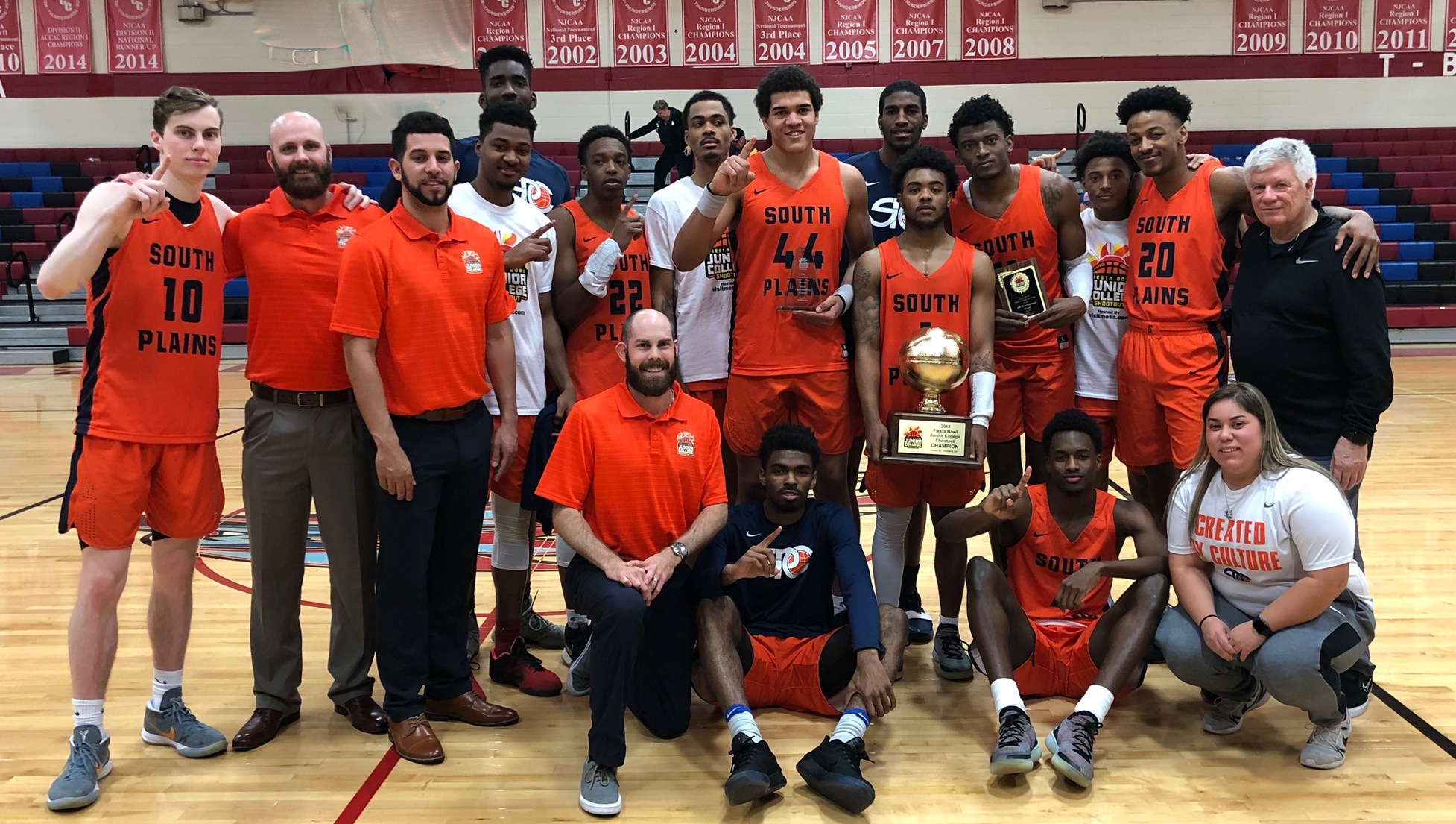 No. 1 South Plains defeats Seward County 72-64 to capture Fiesta Bowl Junior College Shootout championship Saturday in Arizona