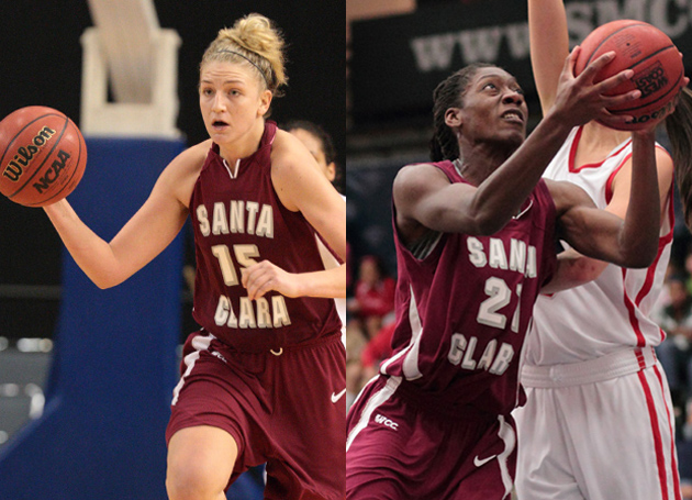 Seniors Lead Santa Clara in Malibu, Broncos to Play Dons at WCC's
