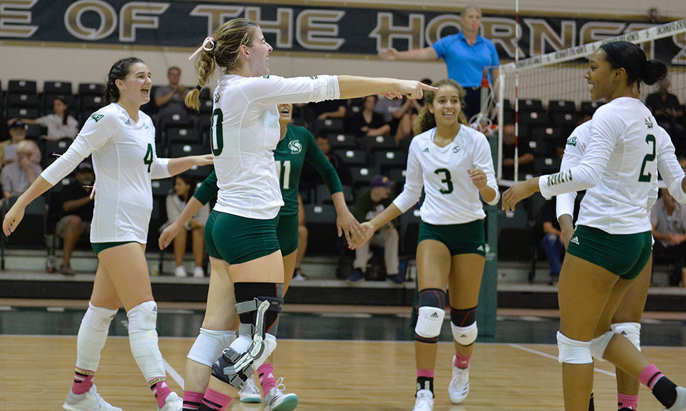 VOLLEYBALL SWEEPS MONTANA STATE; NOW 46-6 ALL-TIME AGAINST THE BOBCATS