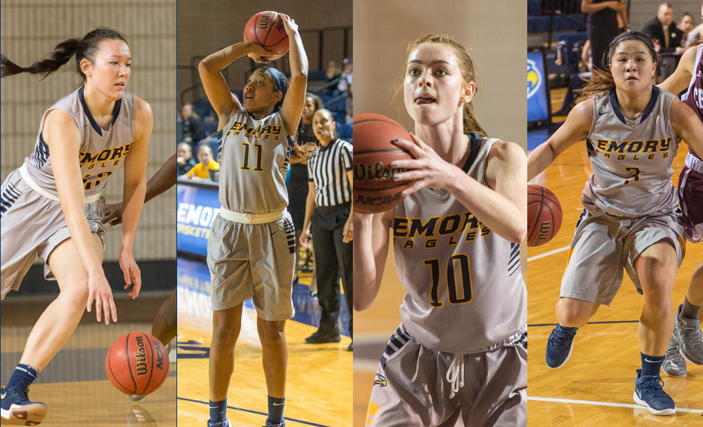 2017-18 Emory Women's Basketball Season Recap