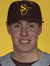 Connor Reeves, Salisbury, Baseball, Senior