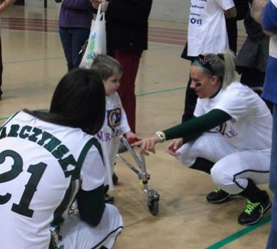 Farmingdale State Hosts Miracle League Game