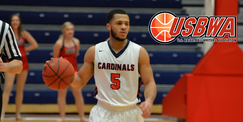 Mike Wells Jr. Named USBWA Division II Men's Basketball Player of the Week