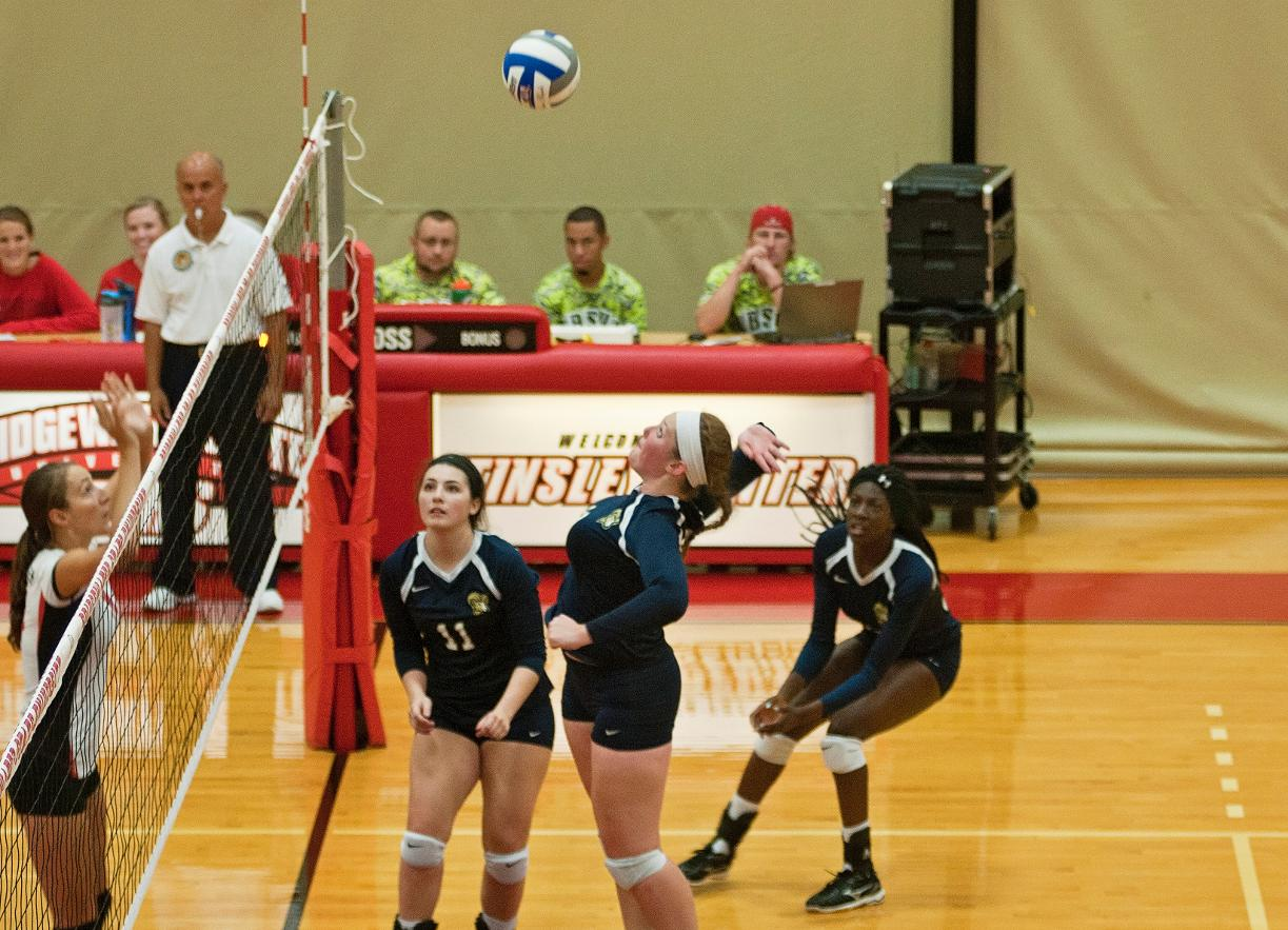 Volleyball Preps for Smith Invitational