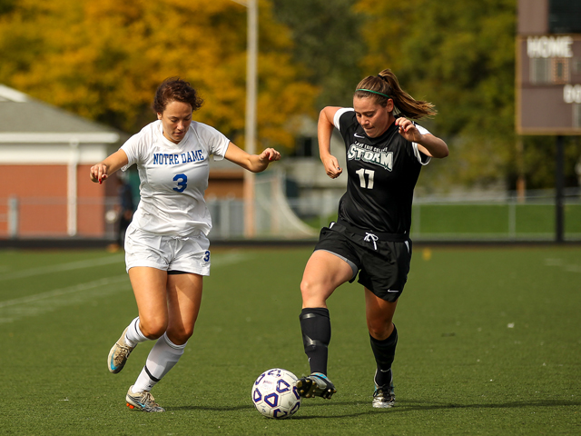 Ohio Dominican Calms Storm