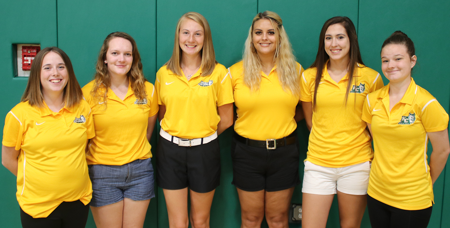 Women's Golf Takes Seventh at Conference Championship