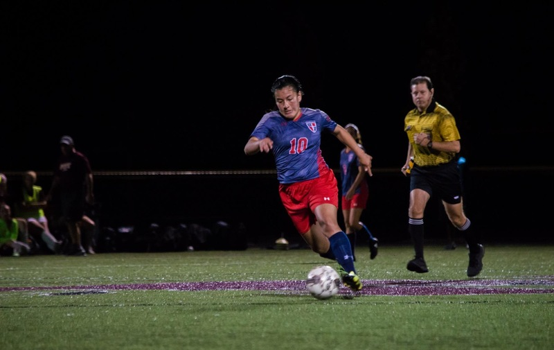 Women's Soccer Defeated by Holy Family Tigers in Road Match