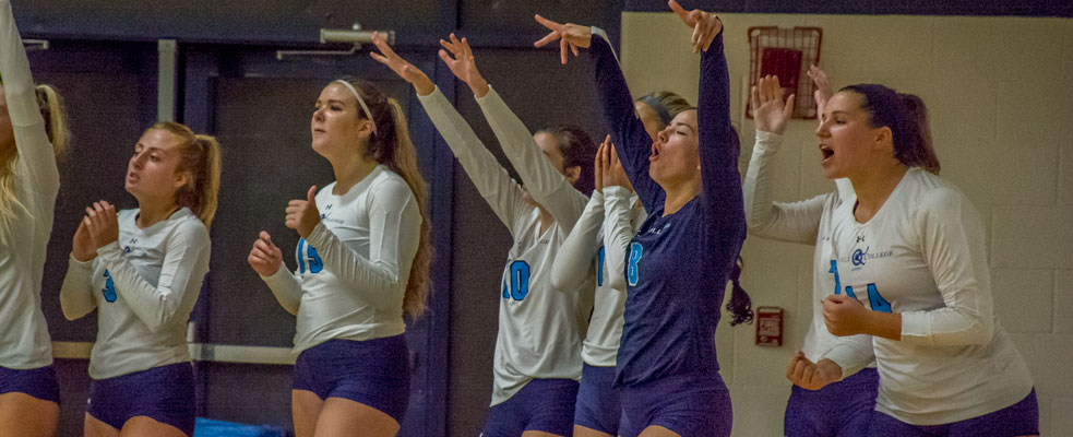 PREVIEW: Women's Volleyball to Host First GNAC Tournament Match Since 2007