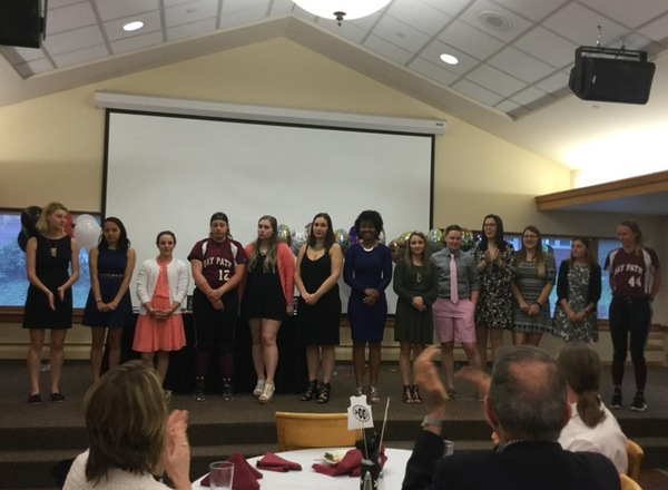 Annual Sports Award Program held to honor Bay Path Student-athletes