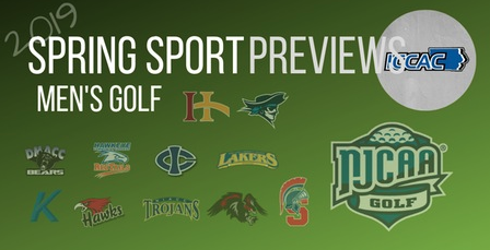 2019 ICCAC Spring Sports Preview | Men's Golf