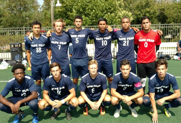 Men's Soccer Remains Undefeated
