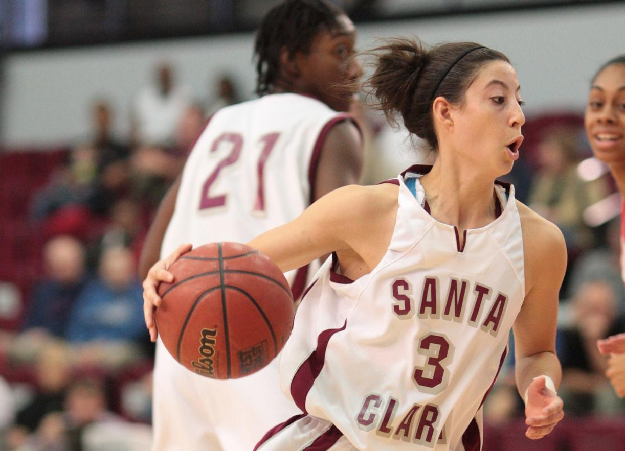 SCU Women's Basketball 2010-11 Schedule Announced