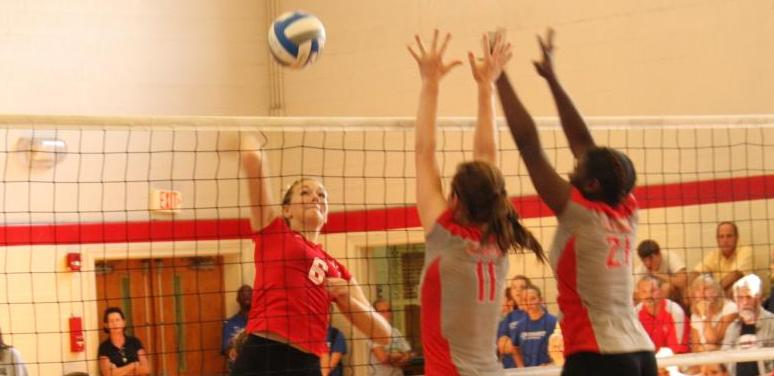 Volleyball: Brenau spoils Panthers' 2011 season opener