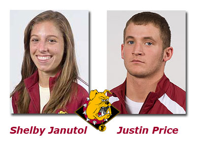 Ferris Track Tunes Up For GLIAC Championships