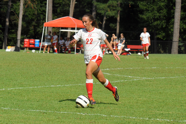 Huntingdon women's soccer falls at Oglethorpe