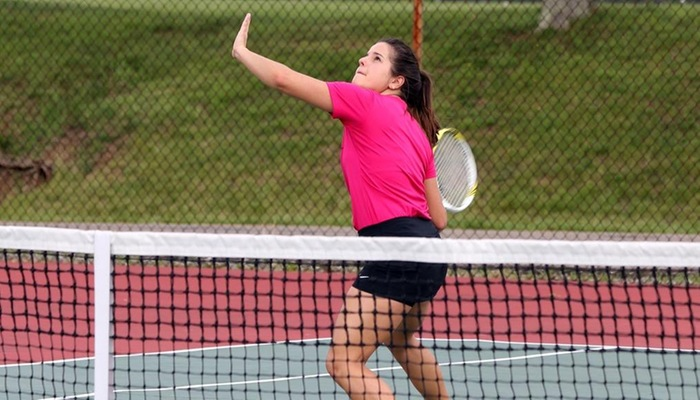 Women's tennis bounced from OAC Tournament
