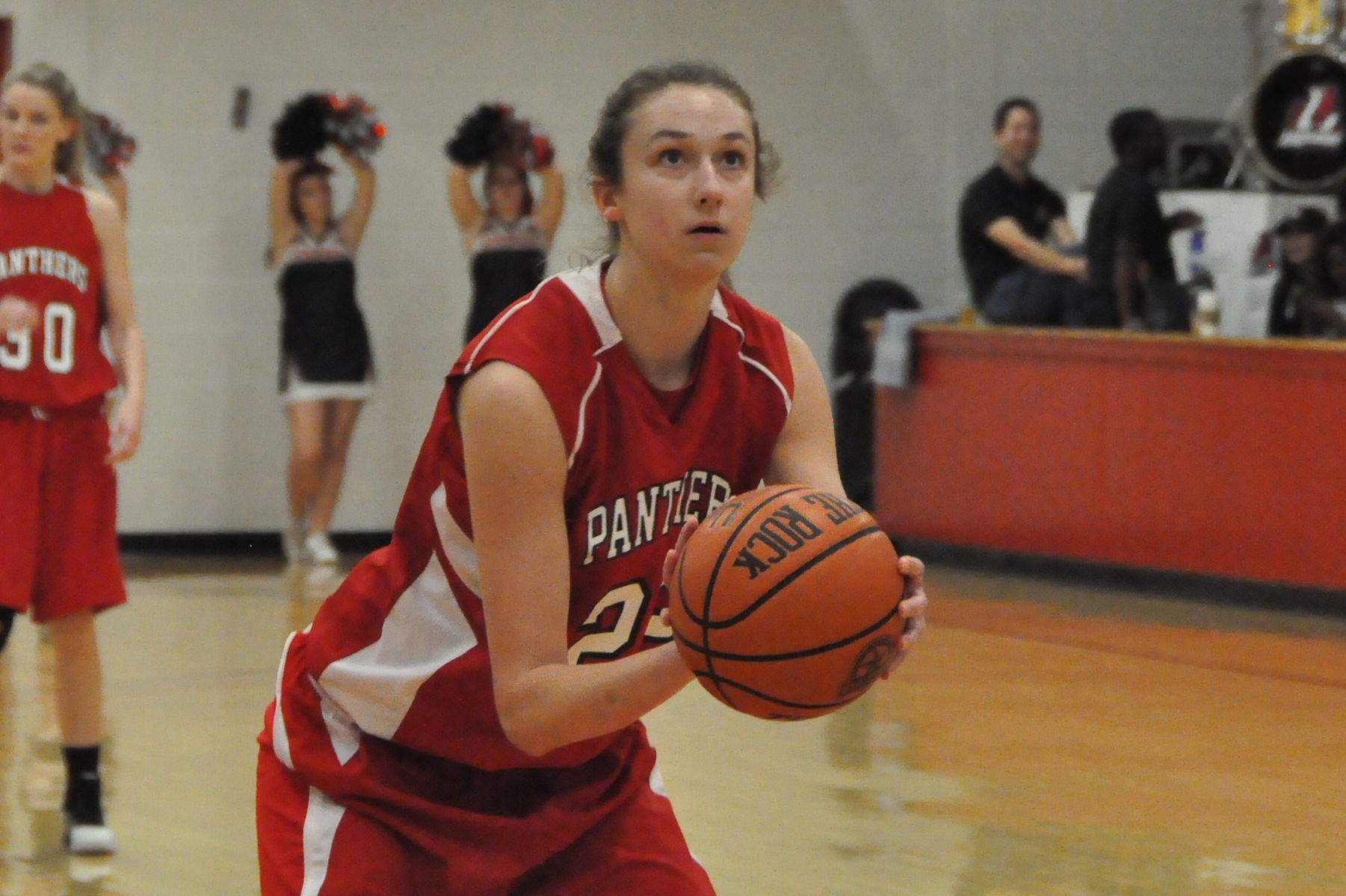 Women's Basketball: Panthers hold off Berry 72-64 to stay unbeaten