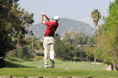 Men's Golf Competes Well In SCIAC #1