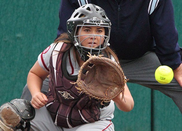 Briana Knight Drives in Two, Breezy Bernard Doubles Twice as SCU Tops Brown 6-4