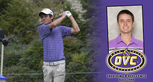 Whitehead garners first career adidas® OVC Male Golfer of the Week honors