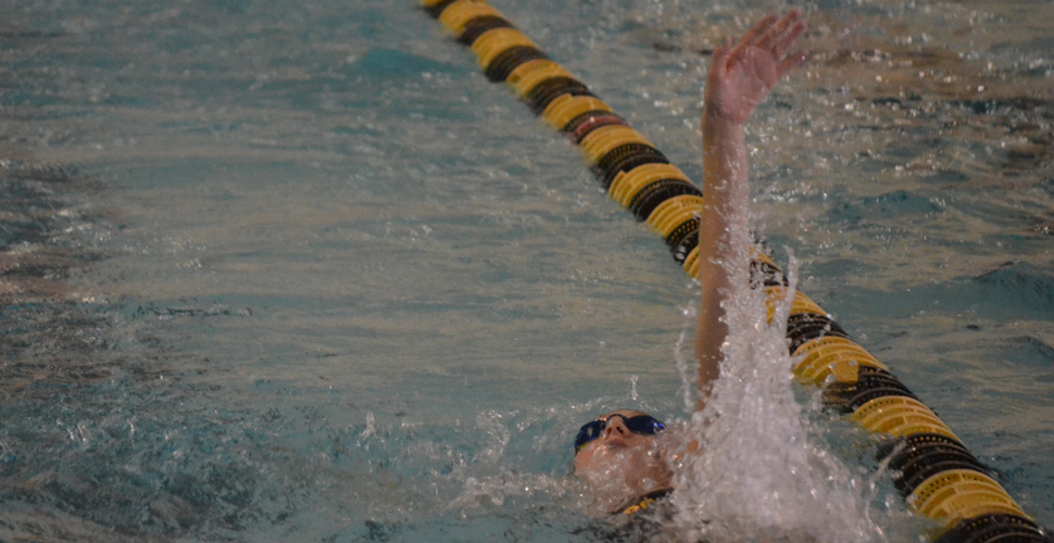 Escobedo Set To Represent UMBC at 2014 NCAA Swimming and Diving Championships in Minneapolis