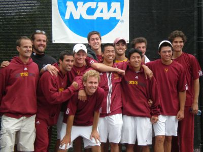 Stags Finish Third At NCAA Championships