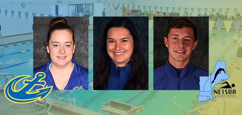 Three Mariners Named to NEISDA Fall All-Academic Team