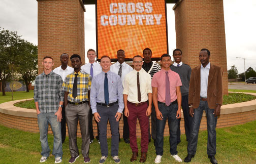 Texans cruise to victory at Region 5 Cross Country Championships