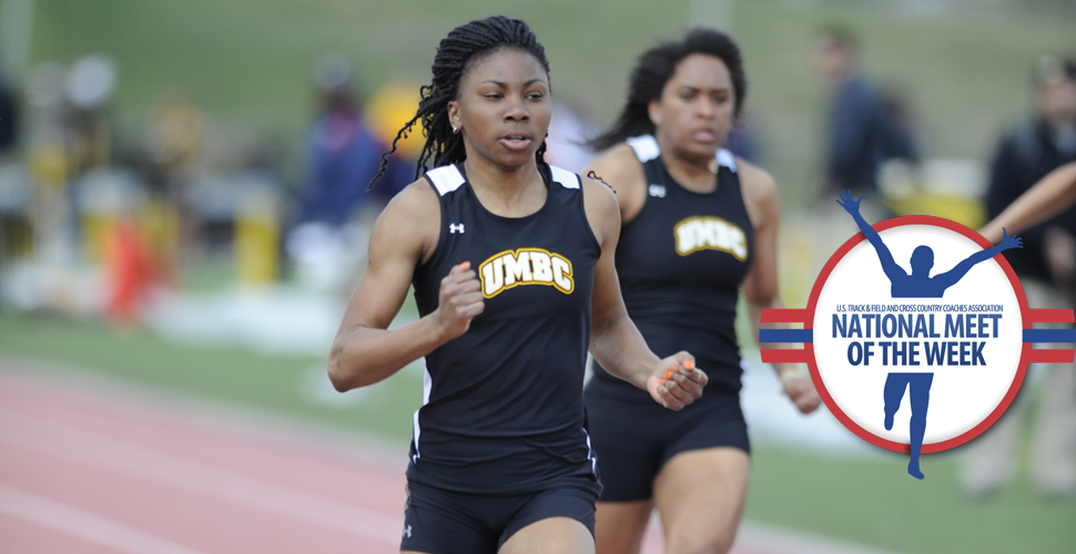 Record Breaking Continues as UMBC Track and Field Excels in the Spotlight at Armory Collegiate Invitational