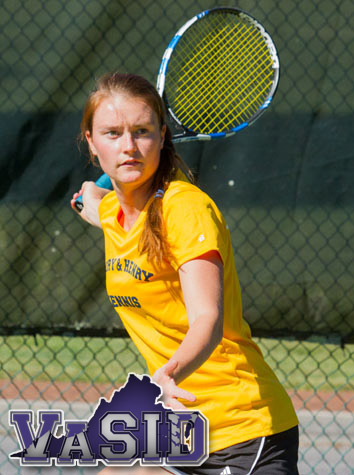 Emory & Henry's Sveva Mazzari Named VaSID Women's Tennis Player Of The Year