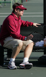 Men's Tennis vs. USF Postponed Due To Rain