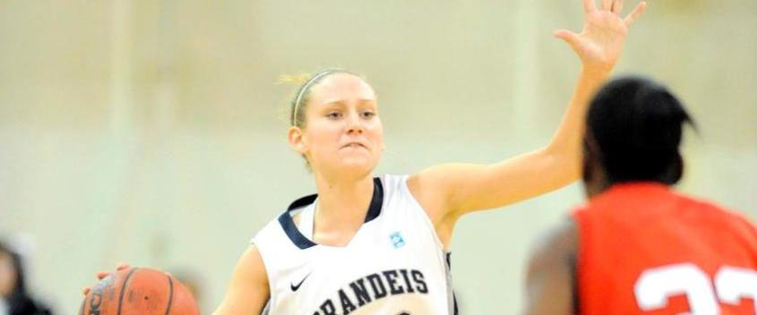 Brandeis Women's basketball cannot overcome cold shooting, lose to #12 Washington University 57-33