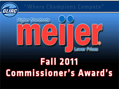 Three FSU Athletes Claim Commissioner's Award