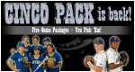 UCSB Offers Baseball, Softball `Cinco Packs'