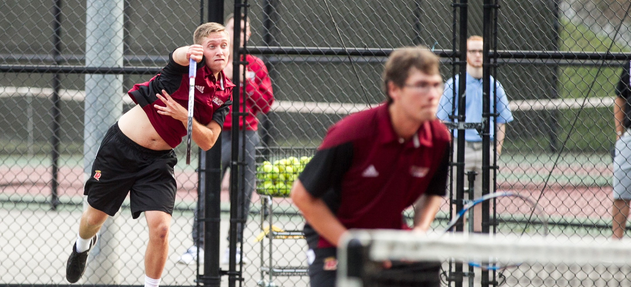 Men's Tennis Opens GNAC Play With 9-0 Win At Norwich