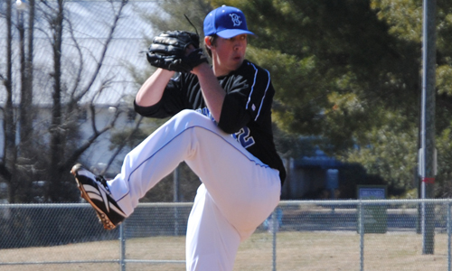 Daniels throws six innings in victory