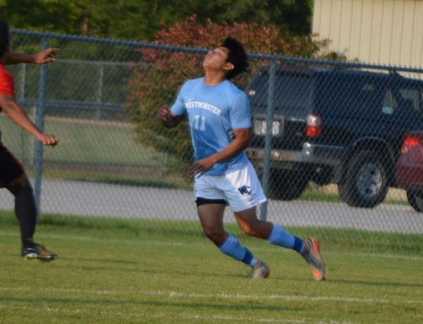 Westminster Men's Soccer Routs MacMurray
