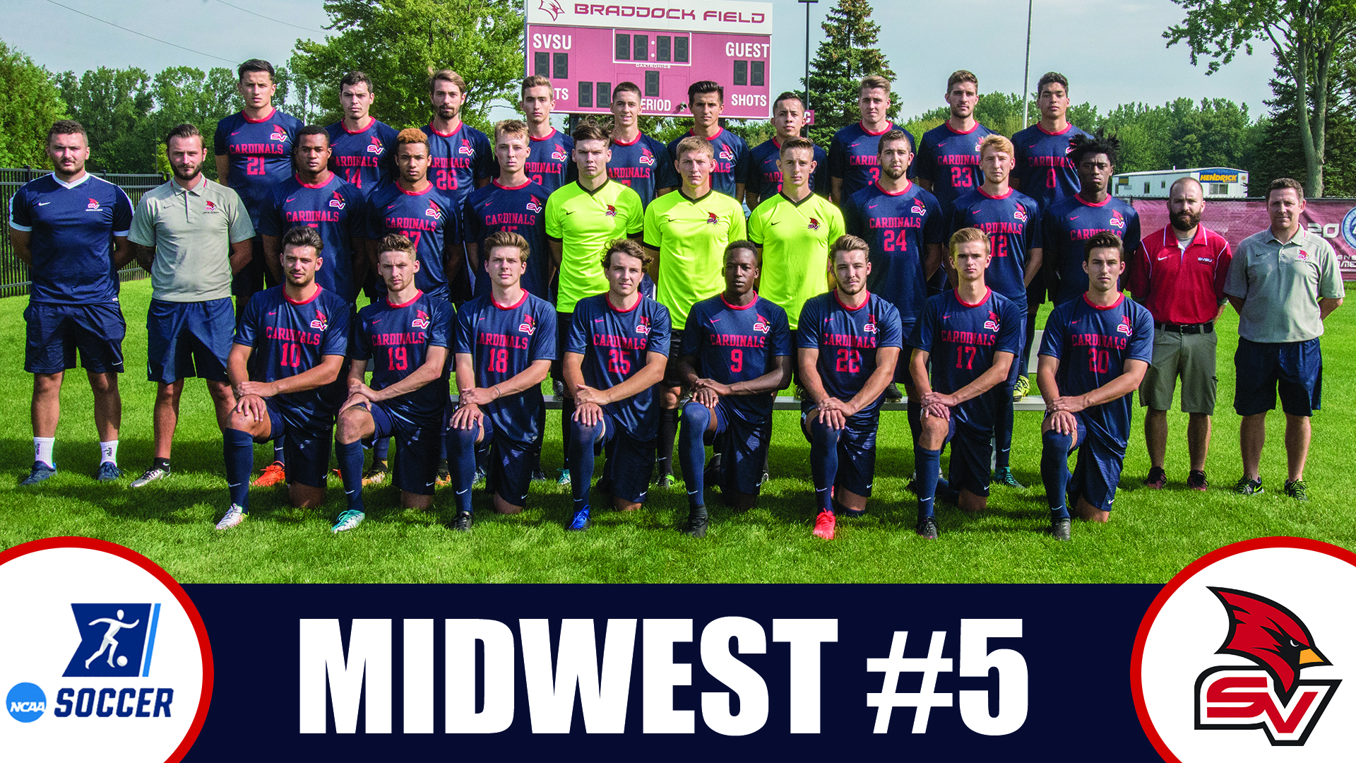 Men's Soccer to Open NCAA Tournament Play on Friday