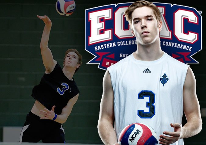 Wiechecki tabbed ECAC DIII South Player of the Week for second time this season