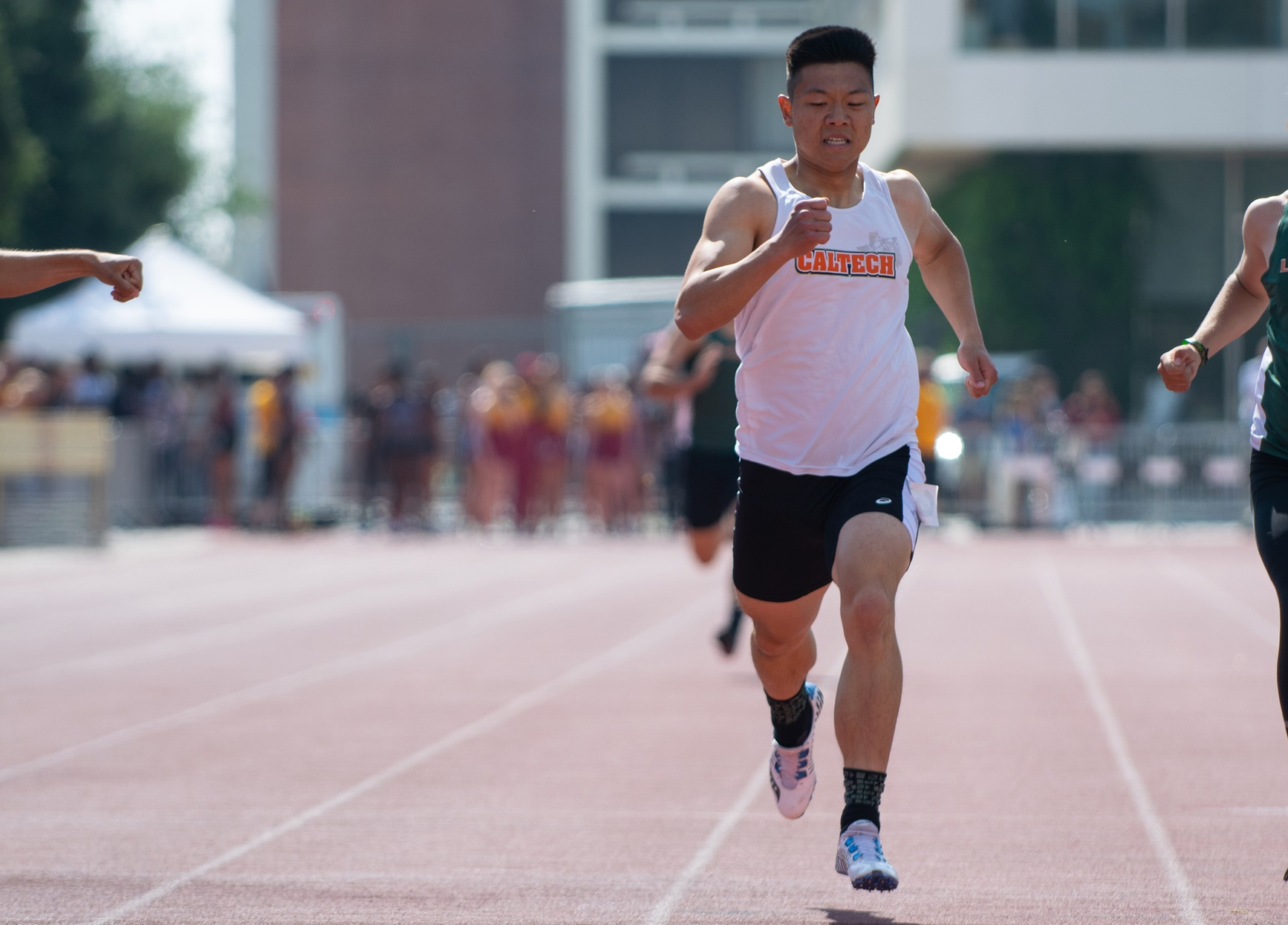 Men's Track & Field Takes Collective Step Forward at SCIAC Champs Day 2