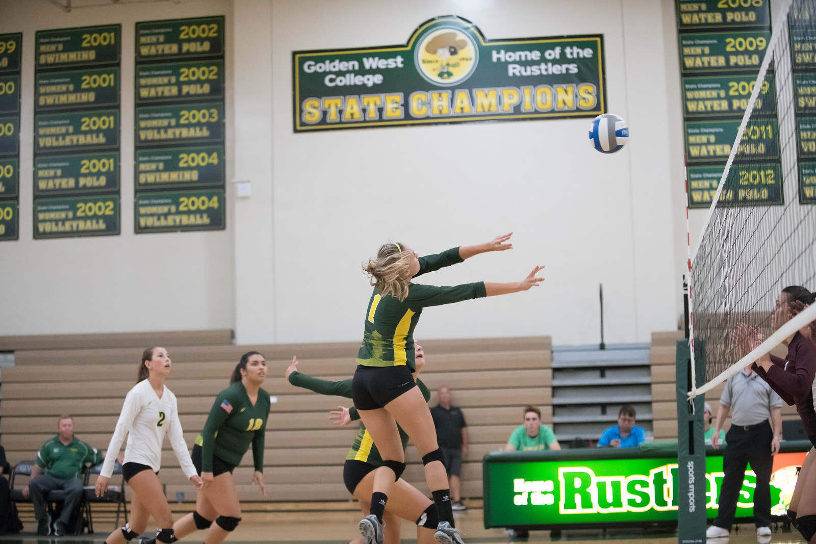 Rustler's Drop Season Finale at Home on Sophomore Night