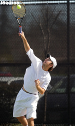Men's Tennis Closes Out Regular Season This Week