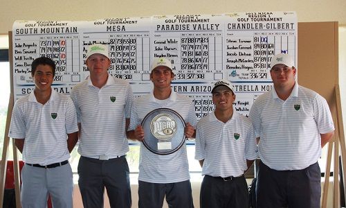 Scottsdale Golf Has Great Showing at Nationals