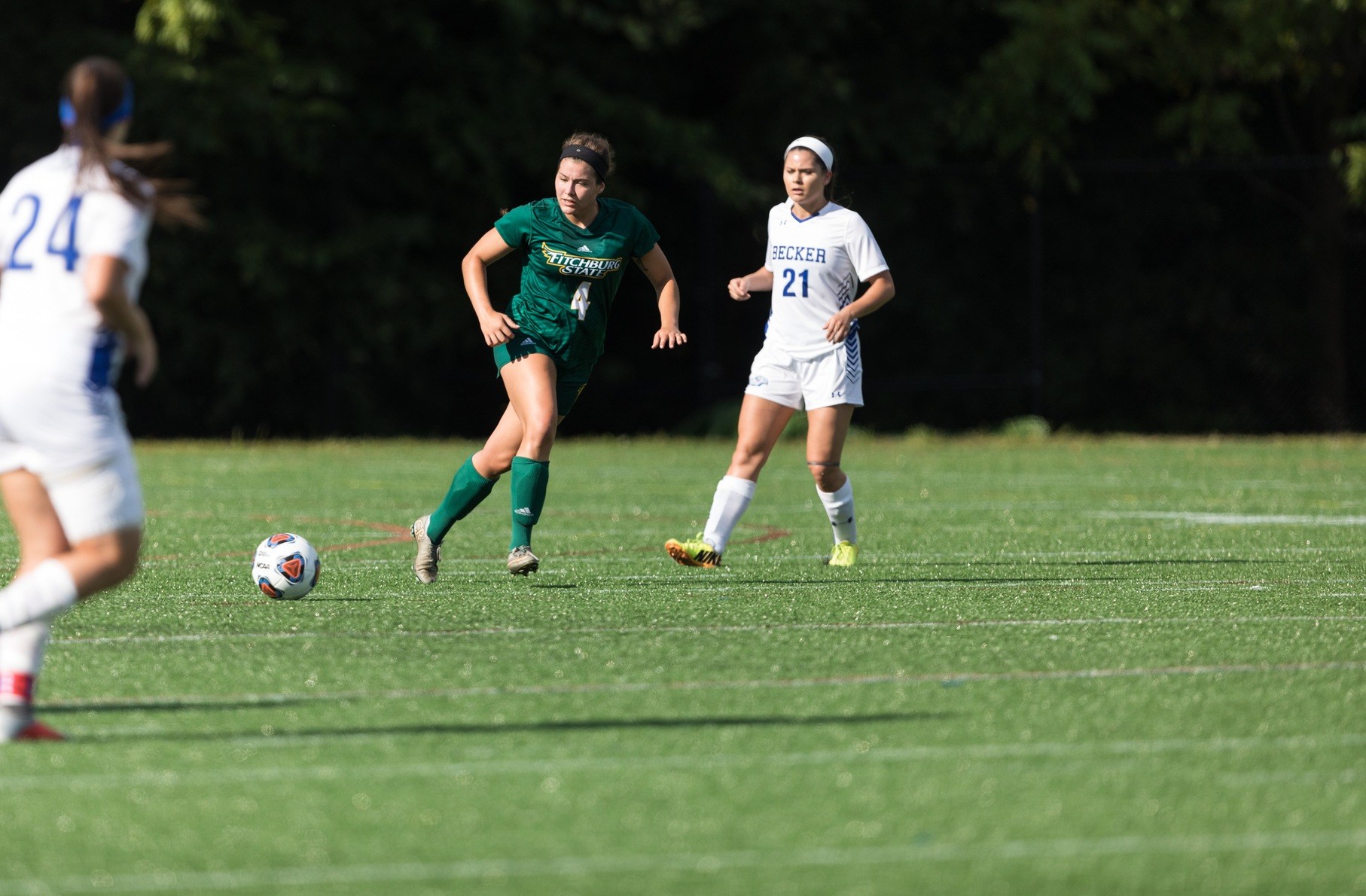 Falcons Defeated By Pilgrims, 4-0