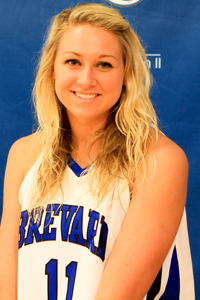 W. Basketball: Candice Fritz