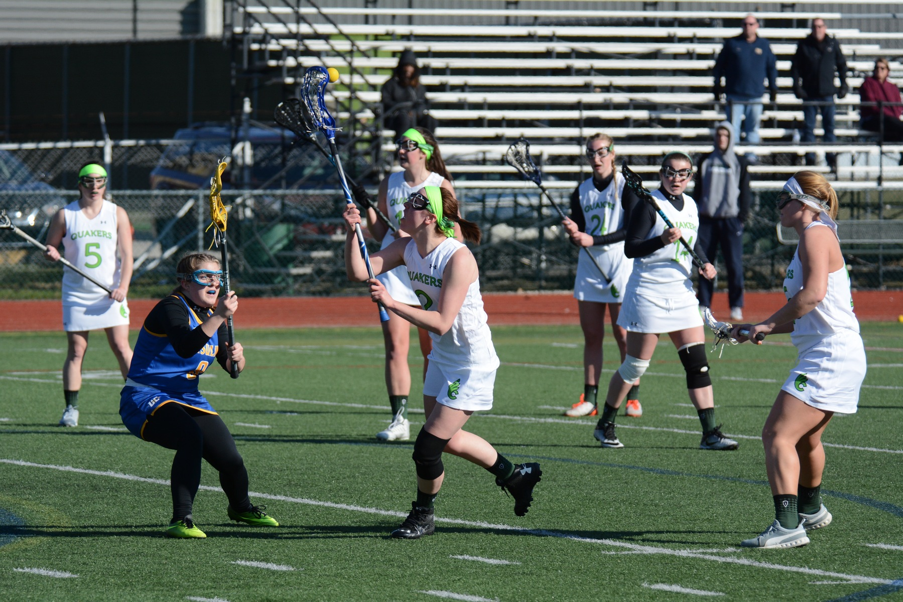Women's Lacrosse Travels to Earlham for Quaker Bowl on Wednesday