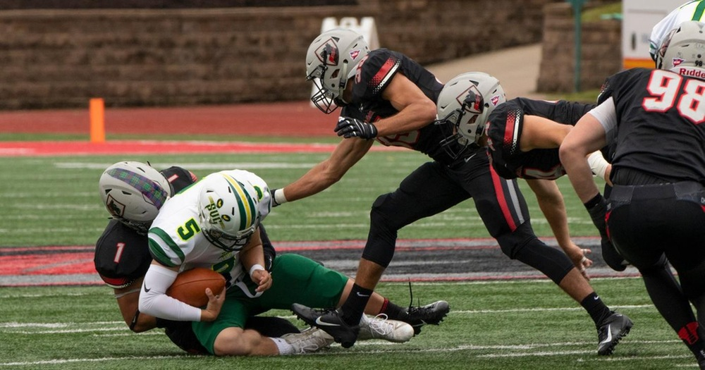 Tartans Open Home Schedule With a 42-27 Win Over Saint Vincent