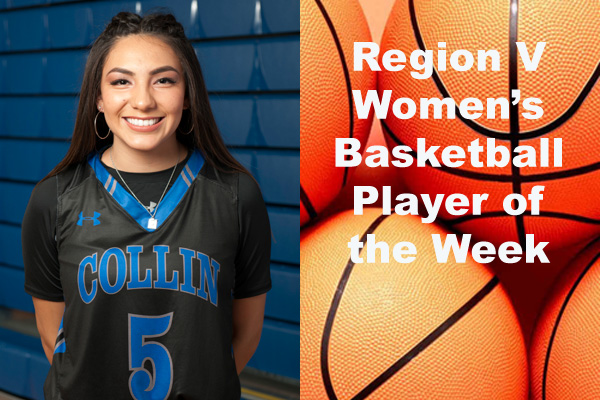 Region V Women's Basketball Player of the Week (Nov. 5-11)