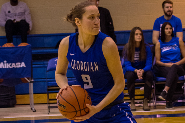 CHELSEY LEES NAMED TO THE OCAA ALL-ROOKIE TEAM